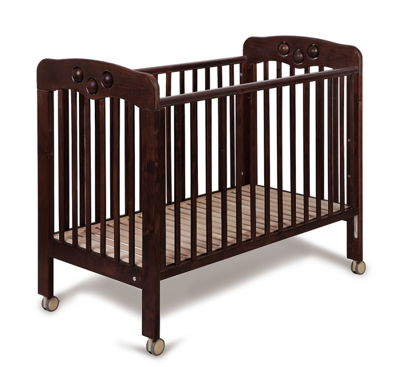 YappyPlay cot, dark - Baby cots - Products catalogue - YAPPY Kids