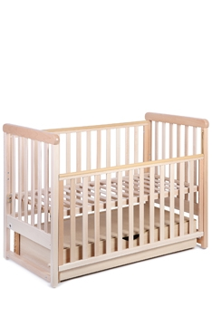 YappyMove cot, NATURAL