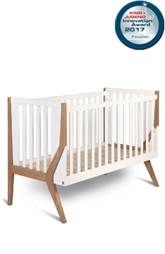 YappyIcon baby cot 140.70 cm