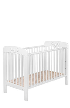 YappyPlay cot, white